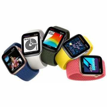Обновленные Apple watch