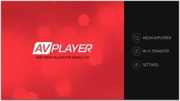 Приложение Avplayer для iPad и iPhone