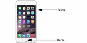 Как сделать скриншот (принтскрин) на айфоне