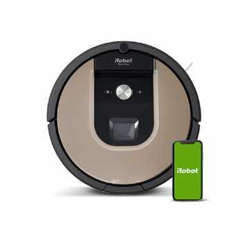 Обзор робота пылесоса iRobot Roomba 976