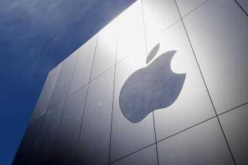 Apple начинает работу над сетями шестого поколения.