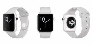 Новый корпус из керамики и титана для Apple Watch.