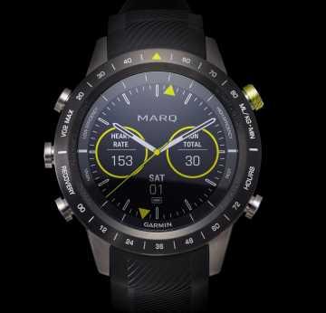 Обзор часов Garmin MARQ Athlete.
