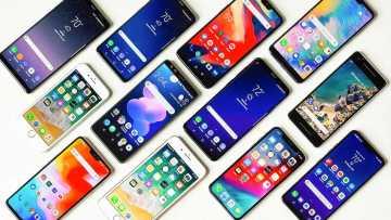 Как выбрать телефон в 2019 году.