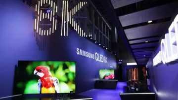 Технология 8K HDR10+ впервые поддерживается компания Samsung Electronics.