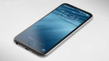 Долговечность нового Apple iPhone 8. Специалисты узнали цены на ремонт нового Яблока.