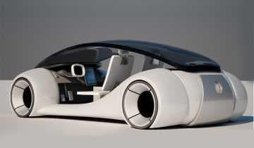 Apple патентует свои разработки в сфере автомобилестроения.