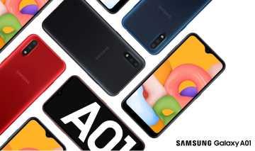 Обзор Samsung A01