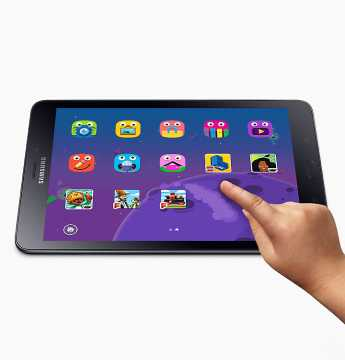 Детский планшет Samsung Galaxy Tab A 8.0