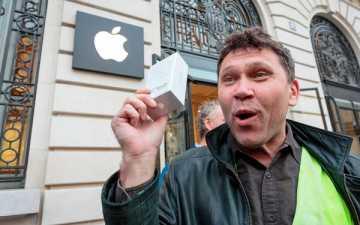 Почему iPhone? Мой выбор.