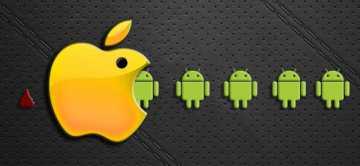 Преимущества IOS над Android