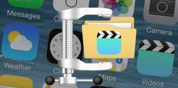Простой способ сжать видео на iPhone и iPad