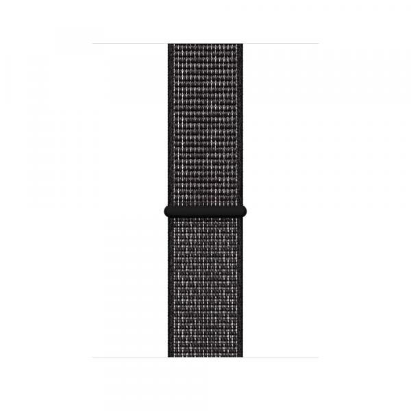 Apple Watch 40 mm Nike+ Space Gray Aluminum Case with Summit White Nike Sport Loop