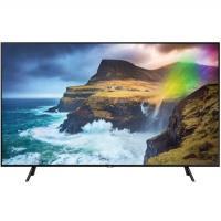 "Телевизор 55"" SAMSUNG 55Q70RA чёрный 3840x2160, QLED, Ultra HD, 200 Гц, WI-FI, SMART TV, пульт Smart Control"
