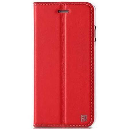 Чехол книжка Remax Foldy  для iPhone 5/5S/5SE (Red)