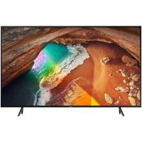 "Телевизор 75"" SAMSUNG 75Q60RA титан 3840x2160, Ultra HD, QLED-телевизор, 100 Гц, WI-FI, SMART TV"