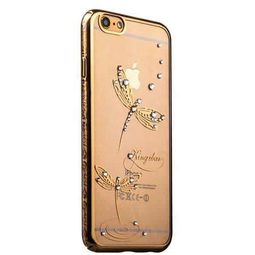 Накладка силиконовая Swarovski со стразами iPhone 7