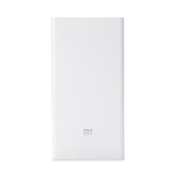 Xiaomi Power Bank 20000 mAh (White)