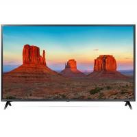 """Телевизор 50"""" LG 50UK6300 черный 3840x2160, Ultra HD, 50 Гц, Wi-Fi, Smart TV, DVB-T, DVB-T2, DVB-C, DVB-S2, AV, HDM"""