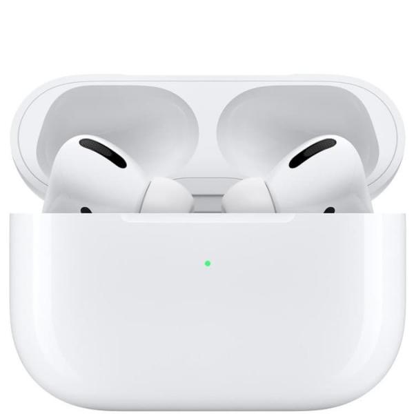 Apple AirPods Pro  Беспроводные наушники в футляре с возможностью беспроводной зарядки (MWP22)