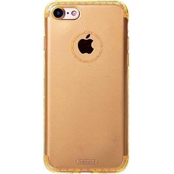 Чехол бампера силиконовый Remax Sunshine для iPhone 7/8 (Cristal)