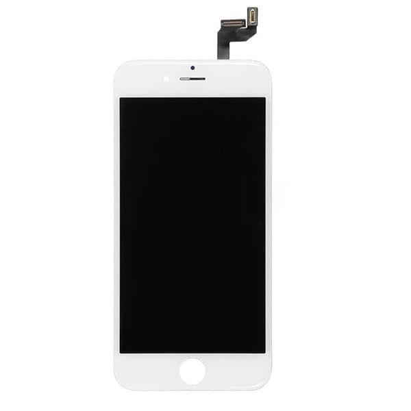 Дисплей для iPhone 6S plus + тачскрин белый, категории оригинал