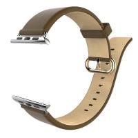 Кожаный ремешок для Apple Watch 38mm Hoco