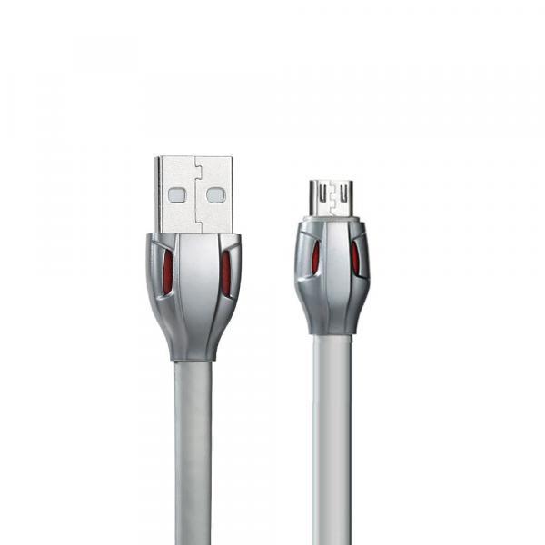 USB кабель Remax Laser Micro USB (Gray)