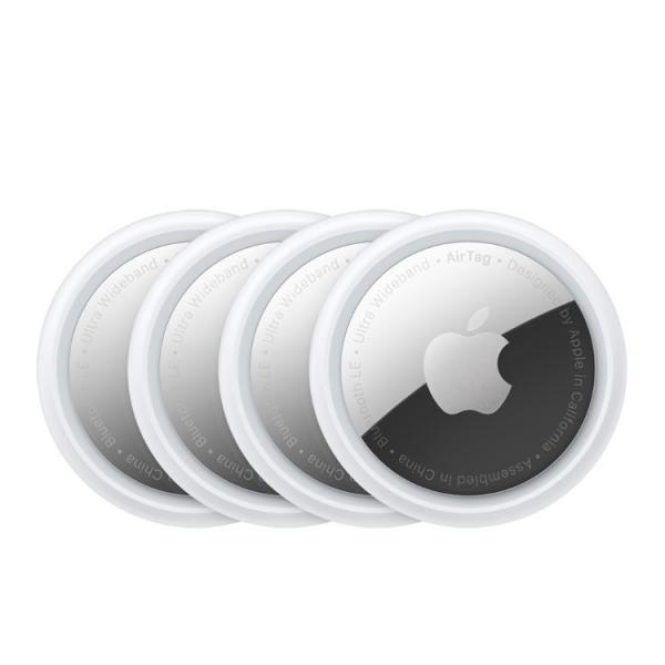 Apple AirTag (4 штуки) Беспроводная метка