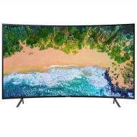 "Телевизор 65"" SAMSUNG 65NU7300 черный 3840x2160, Ultra HD, ИЗОГНУТЫЙ, 100 Гц, WI-FI, SMART TV"