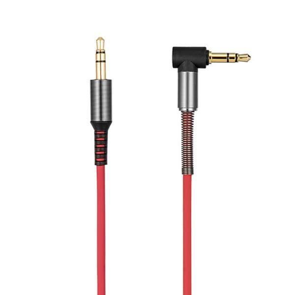 AUX HOCO UPA05 AUX Yueyin Audio cable black