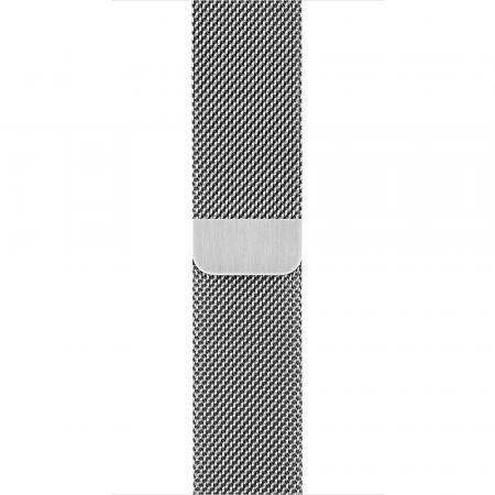 Apple Watch Milanese Loop Stainless Steel Space Black