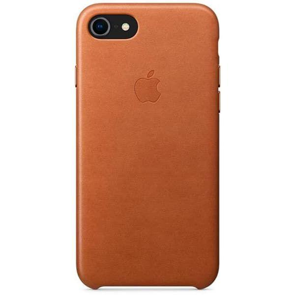 Silicon Case iPhone 7/8 (Brown)