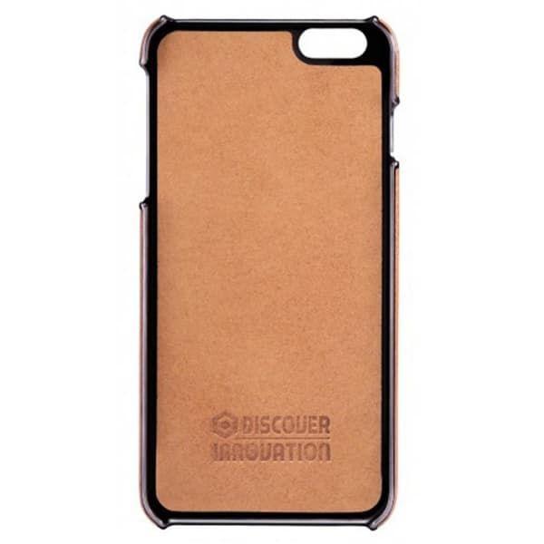 Чехол бампера кожанный Nillkin Elegant Leather для iPhone 7/8 (Brown)