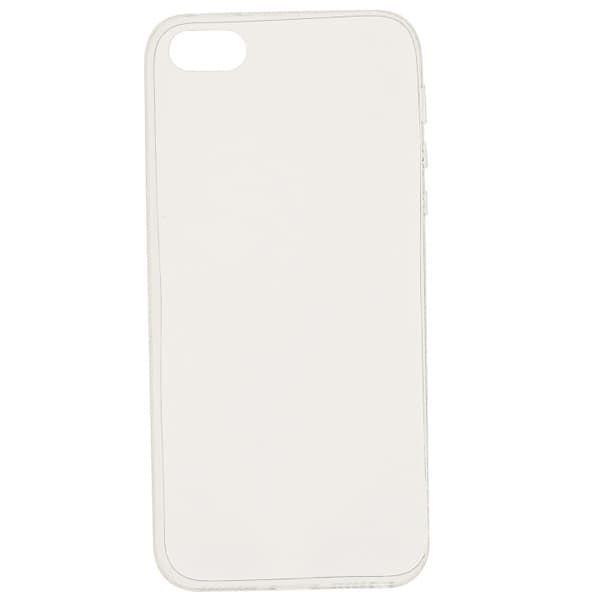 Чехол бампер cиликоновый для iPhone 7 (Прозрачный)