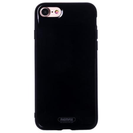 Чехол бампер силиконовый Remax (Jet Black) для iPhone 7/8
