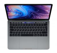 "Apple MacBook Pro 13"" Retina 2018 Silver 256GB Flash Touch Bar (MR9U2)"