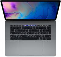 "Apple MacBook Pro 15"" 2018 Six-Core i7 2,2 ГГц, 16GB, 256SSD, Radeon Pro 555X, Touch Bar темно-серый (MR932)"