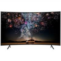 "Телевизор 65"" SAMSUNG 65RU7300 черный 3840x2160, Ultra HD, ИЗОГНУТЫЙ, 100 Гц, WI-FI, SMART TV"
