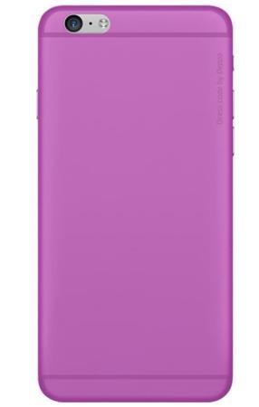 Чехол бампер силиконовый Deppa Sky Case для iPhone 6/6s (Purple)