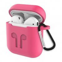 Чехол для AirPods (розовый)