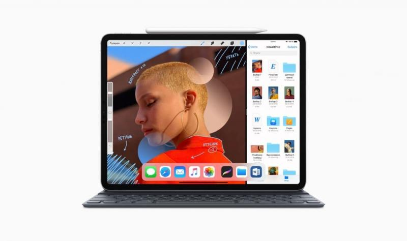 "Apple iPad Pro 12.9"" WiFi+Cellular 64GB Silver (2018)"