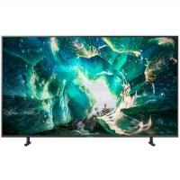 "Телевизор 65"" SAMSUNG 65RU8000 серебристый 3840x2160, Ultra HD, 100 Гц, WI-FI, SMART TV, пульт Smart Control"