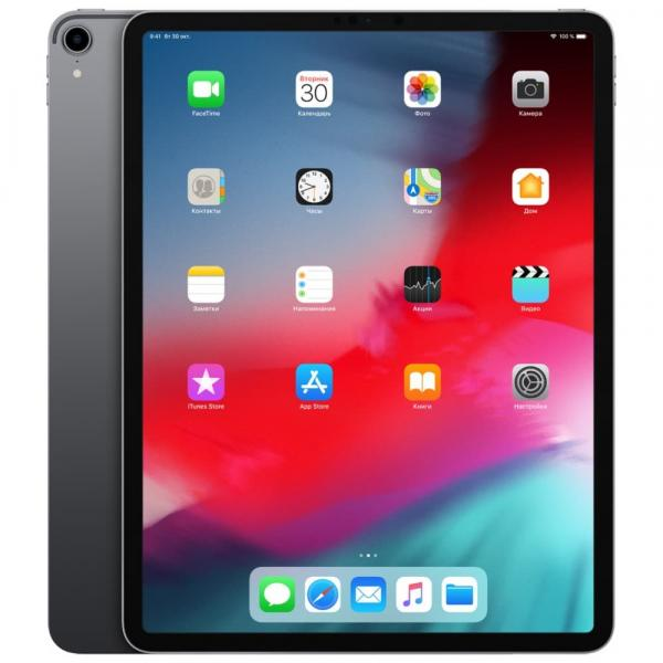 "Apple iPad Pro 12.9"" WiFi 256GB Gray (2018)"