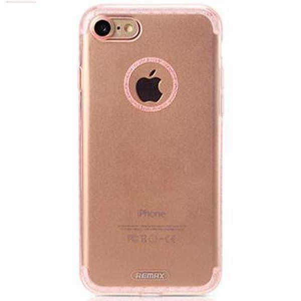 Чехол бампера силиконовый Remax Sunshine для iPhone 7/8 (Pink)
