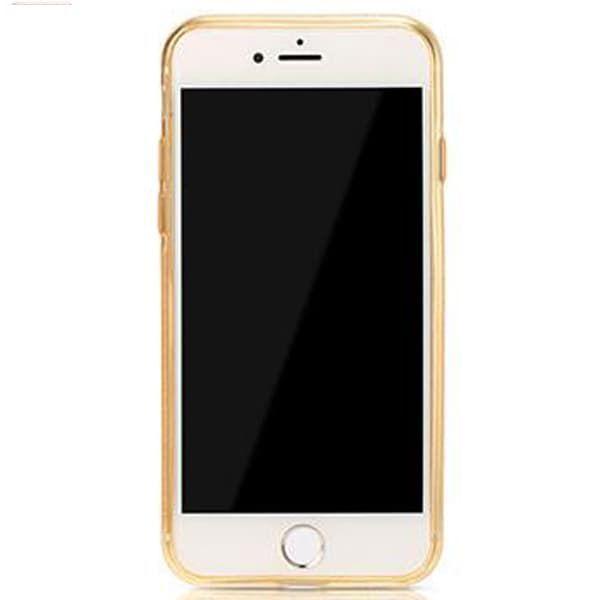 Чехол бампера силиконовый Remax Sunshine для iPhone 7/8 (Gold)