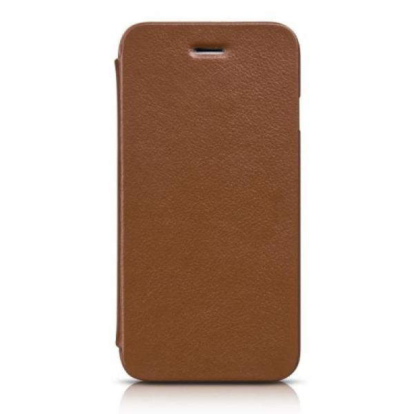 Чехол книжка Rich Boss для iPhone 5/5S/5SE (Brown)