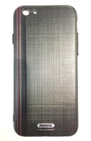 Чехол бампер силиконовый Remax Gentelman для iPhone 6/6S (Gray)