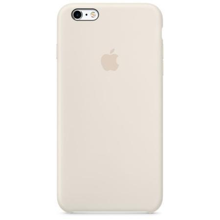 Силиконовый чехол для iPhone 6/6s (серебристый)