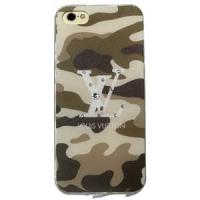 Чехол бампер силиконовый Vescent  для iPhone 5/5S/5SE